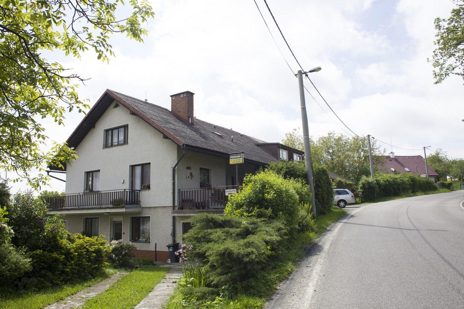 Penzion Červinková - levné ubytování v Rychnově nad Kněžnou - ceník