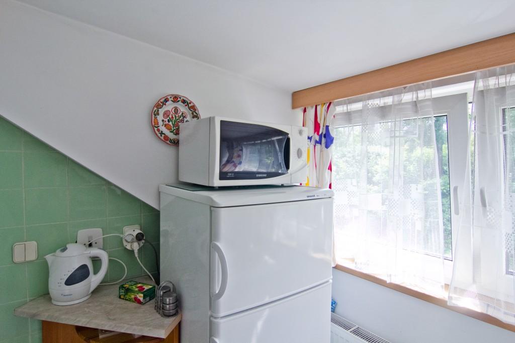 Plně vybavená kuchyňka - Penzion Červinková Rychnov nad Kněžnou